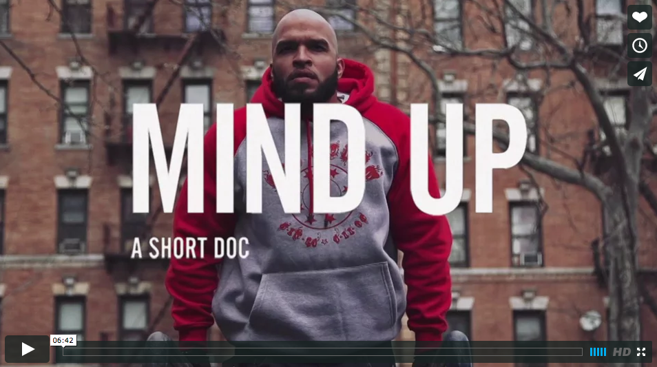 Mind Up – a short doc