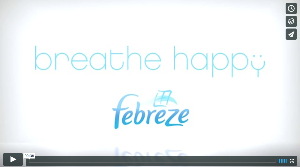 Febreeze – Rub Here