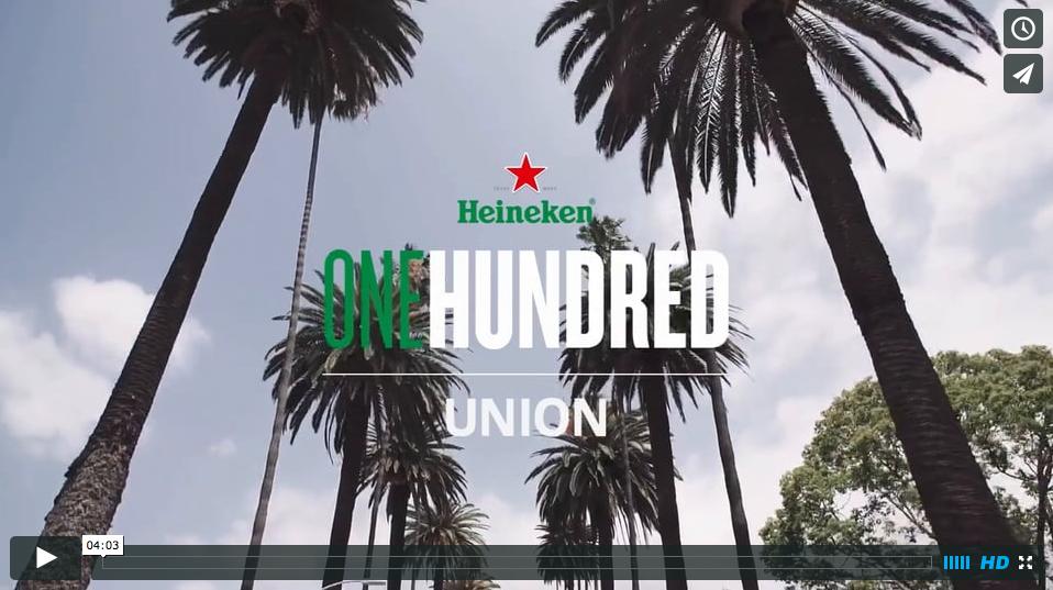 #Heineken100 :: Chris Gibbs, UNION
