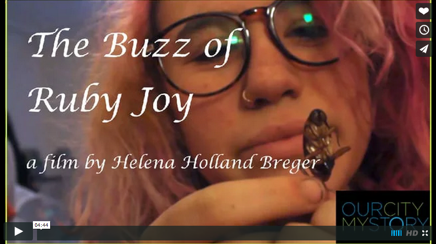 The Buzz of Ruby Joy