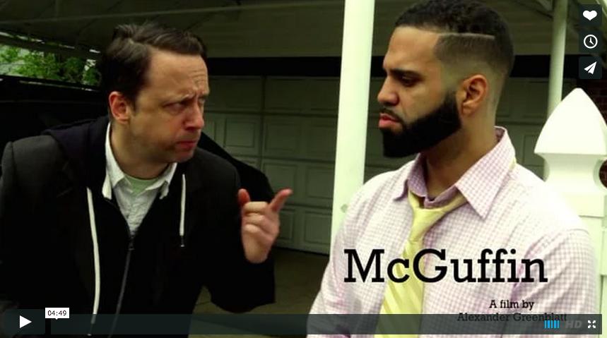 McGuffin – Dir. Alexander Greenblatt