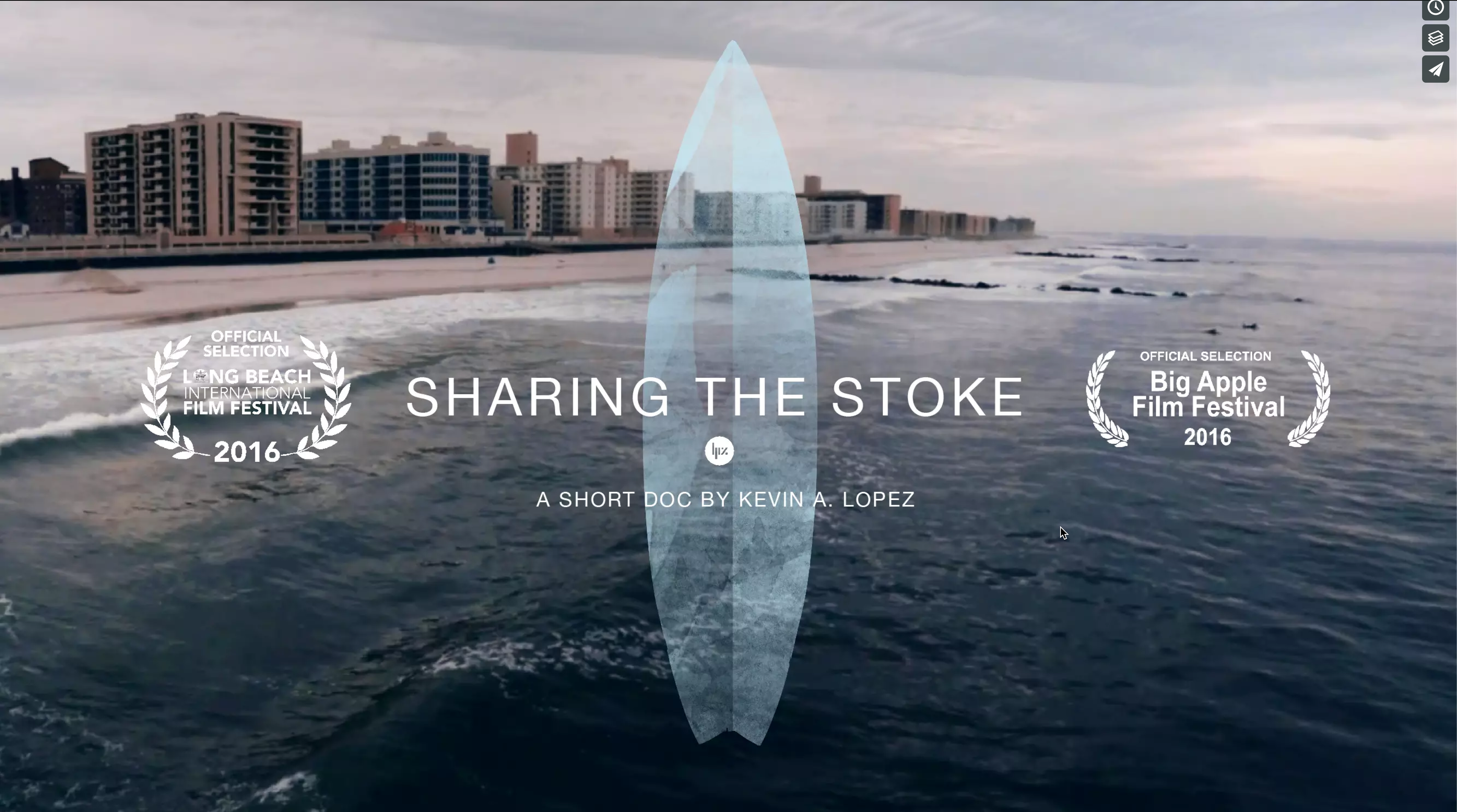 Sharing the Stoke