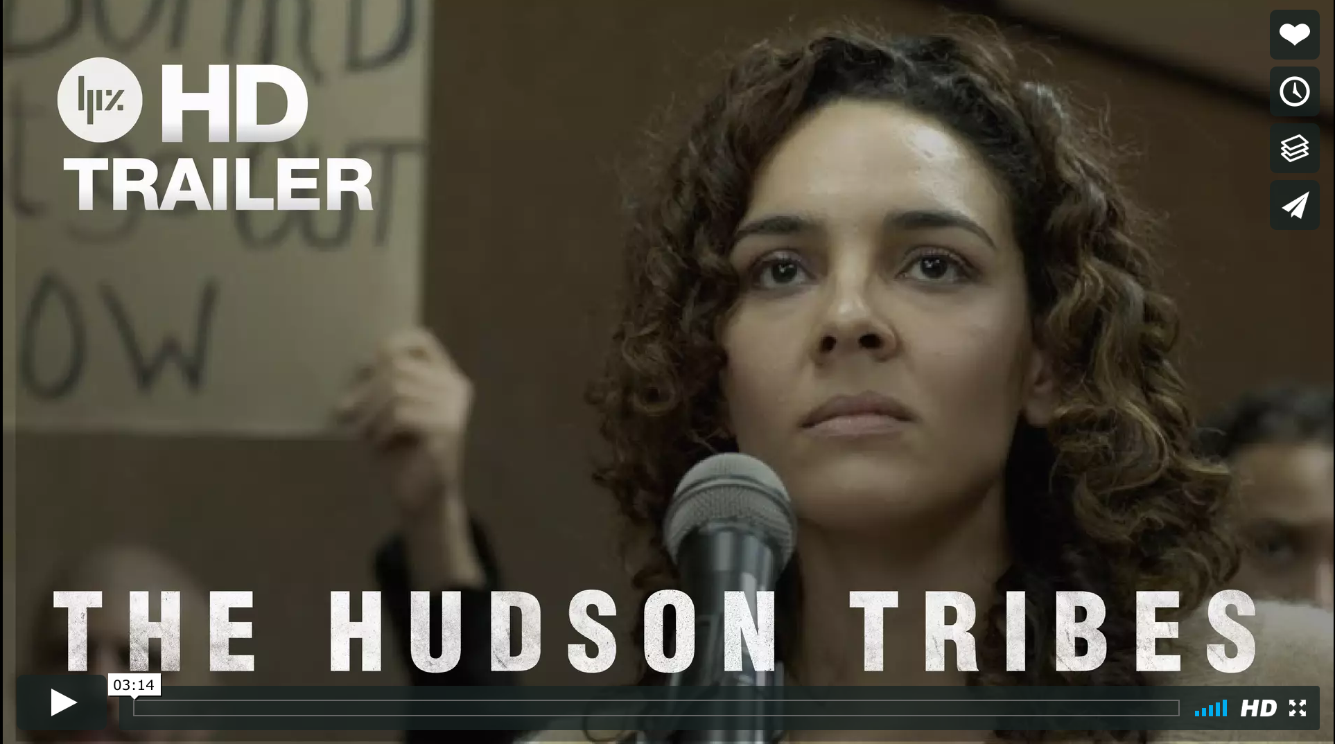 Official Trailer – THE HUDSON TRIBES